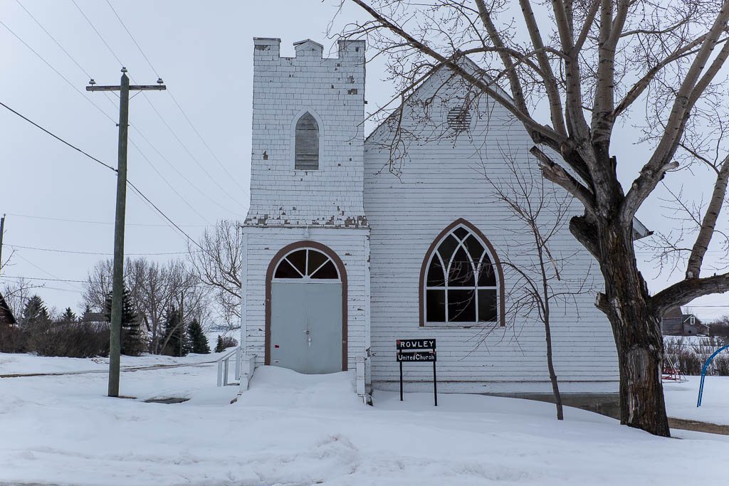 Rowley United Church On Main Street